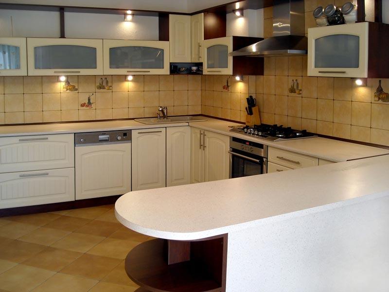 Meble Kuchenne Mdf Patyna  Car Interior Design -> Kuchnia Brw Wanilia