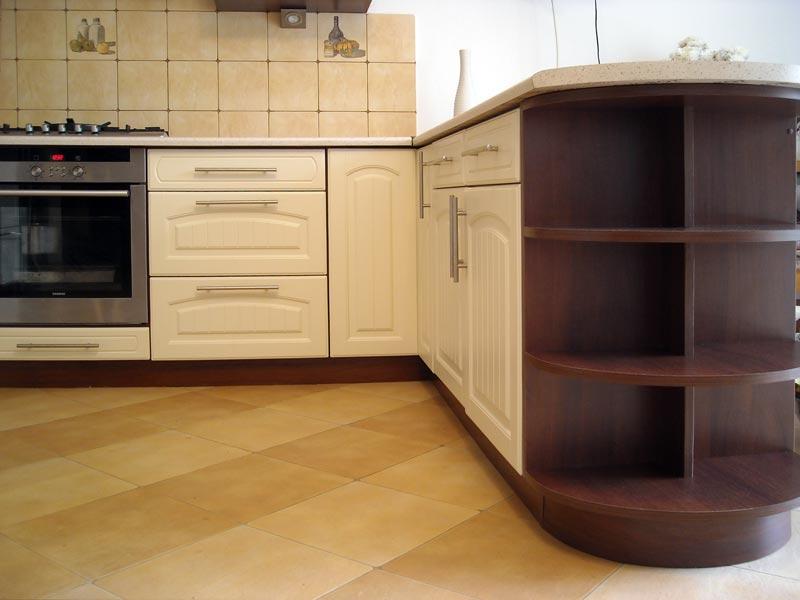 Related Pictures Meble Kuchenne Mdf Pvc Wanilia Warszawa   -> Kuchnia Wanilia Orzech